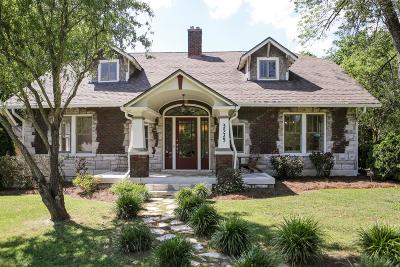 East Nashville Single Family Home For Sale: 3525 Golf St
