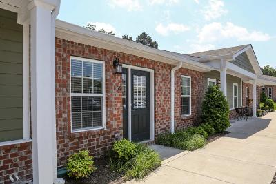 Mount Juliet Condo/Townhouse For Sale: 1040 Charlie Daniels Pkwy #152