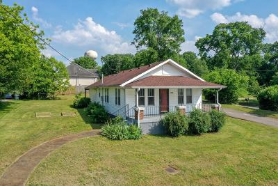 Old Hickory Single Family Home For Sale: 400 Pitts Ave