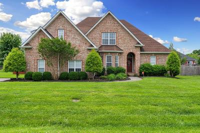 Greenbrier Single Family Home Active Under Contract: 1020 Graceland Way