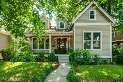 Single Family Home Under Contract - Not Showing: 1112 Forrest Ave