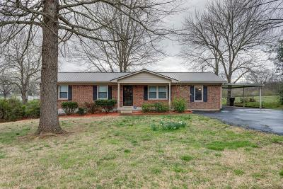 Columbia Single Family Home Under Contract - Showing: 213 Birchwood Dr