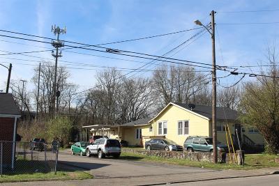 Nashville Multi Family Home For Sale: 2309 Heiman St