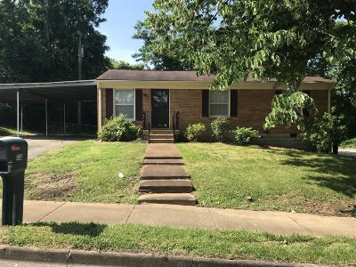 Christian County, Ky, Todd County, Ky, Montgomery County Rental For Rent: 414 Crossland Avenue