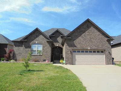 Christian County, Ky, Todd County, Ky, Montgomery County Rental For Rent: 1780 Apache Way