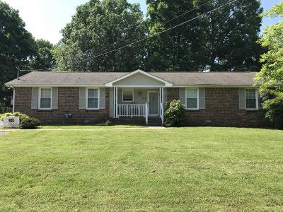 Christian County, Ky, Todd County, Ky, Montgomery County Rental For Rent: 312 Lake Court Drive