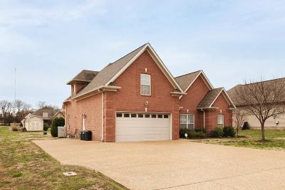 Mount Juliet TN Single Family Home For Sale: $319,500