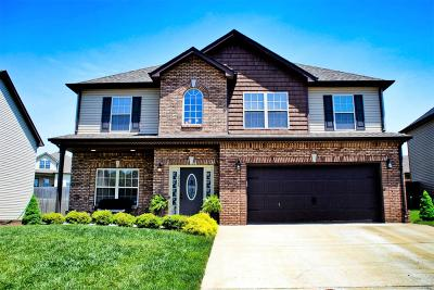 Christian County, Ky, Todd County, Ky, Montgomery County Rental For Rent: 2928 McManus Cir