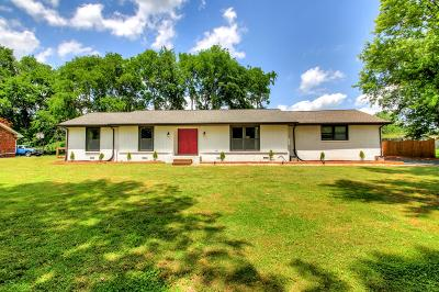 Sumner County Single Family Home For Sale: 1042 Woodmont Dr