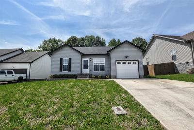 Single Family Home Active Under Contract: 1303 Whitt Ln