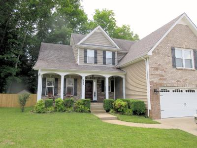 Christian County, Ky, Todd County, Ky, Montgomery County Rental For Rent: 574 Winding Bluff Way