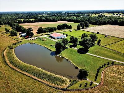Bell Buckle TN Farm Pending: $985,000