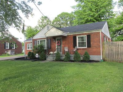 Clarksville Single Family Home For Sale: 218 E Meadow Cir