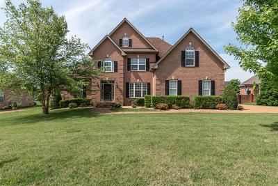 Smyrna Single Family Home For Sale: 834 Old Jefferson Pike