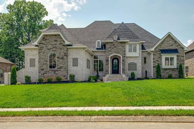 Mount Juliet Single Family Home Active Under Contract: 2005 Lynnhaven Ct