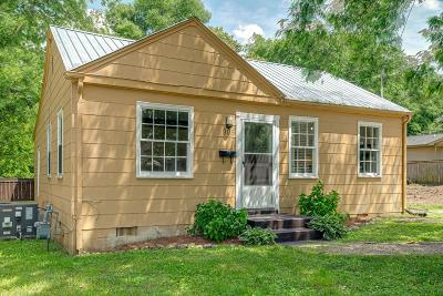 Single Family Home For Sale: 905 S 12th St