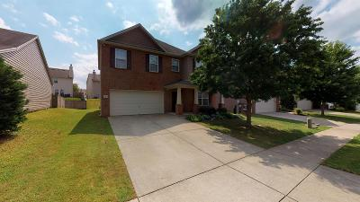 Lebanon Single Family Home Active Under Contract: 106 Scotts Dr