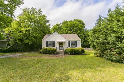 Single Family Home For Sale: 953 Graybar Ln