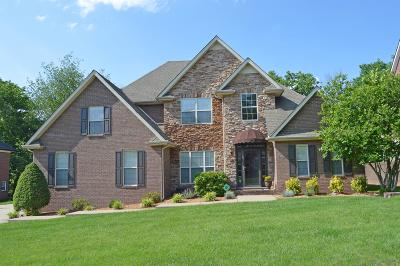 Clarksville Single Family Home For Sale: 809 Brooke Valley Trace