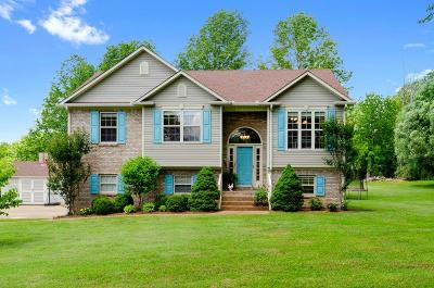 Spring Hill Single Family Home Under Contract - Not Showing: 3613 Artesian Way