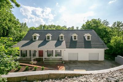 Old Hickory Single Family Home For Sale: 627 Rebel Rd