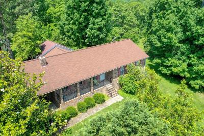 Single Family Home For Sale: 4419 Scott Hollow Rd