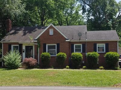 Single Family Home For Sale: 415 West Clark Blvd