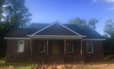 Single Family Home For Sale: 2489 Mooresville Pike