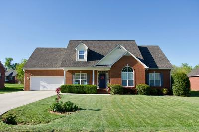 Cookeville Single Family Home For Sale: 333 Brookside Dr