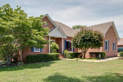 Single Family Home For Sale: 7911 Spire St