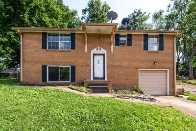 Antioch Single Family Home For Sale: 191 Old Tusculum Rd