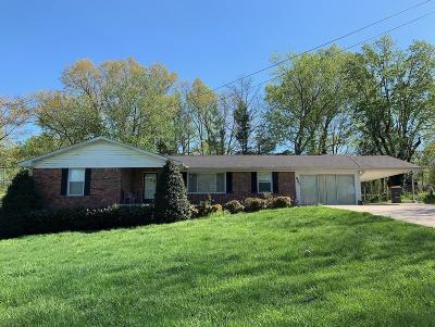 Cookeville Single Family Home For Sale: 431 Kenway St