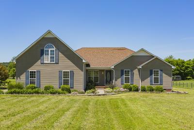 Columbia Single Family Home For Sale: 1653 Carters Creek Pike