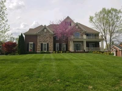 Brentwood TN Single Family Home Under Contract - Not Showing: $839,900
