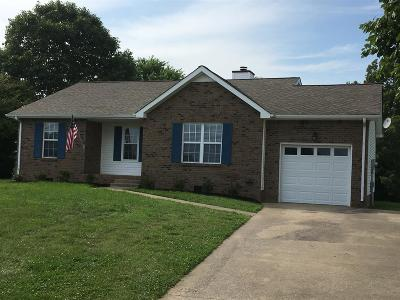 Clarksville Single Family Home For Sale: 553 Barney Ln