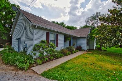 Murfreesboro TN Single Family Home Sold: $211,000