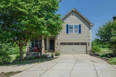 Nolensville Single Family Home Active Under Contract: 652 Nevins Pl