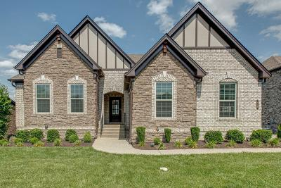 Nolensville Single Family Home Active Under Contract: 420 Larkhill Ln