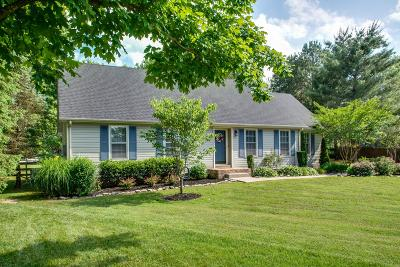 Murfreesboro Single Family Home For Sale: 542 Oak Crest Ct