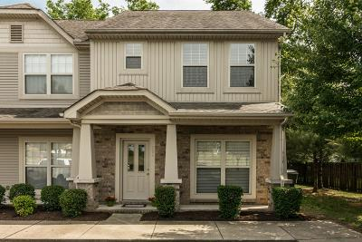 Gallatin Single Family Home Active Under Contract: 403 Tapestry Pl Unit 206
