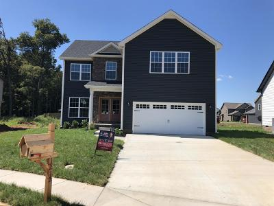 Clarksville Single Family Home For Sale: 11 Reserve At Sango Mills