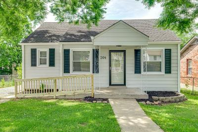 Madison Single Family Home For Sale: 204 Wiley St