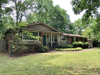 Single Family Home For Sale: 4603 Saunders Ave
