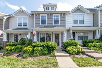 Nashville Condo/Townhouse For Sale: 3219 Harpeth Springs Dr