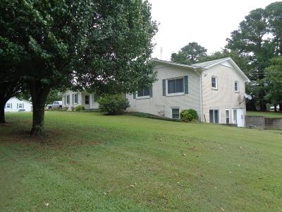 Single Family Home For Sale: 898 W Point Rd