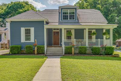 Nashville Single Family Home For Sale: 317 54th Ave N