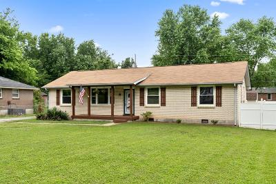 Montgomery Single Family Home For Sale: 573 Lafayette Rd