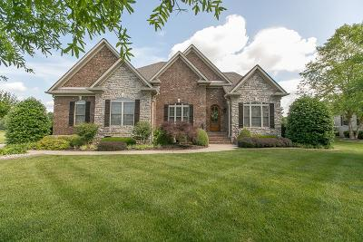 Murfreesboro Single Family Home For Sale: 1607 Fairhaven Ln