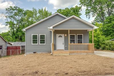 Columbia Single Family Home Active Under Contract: 507 White St
