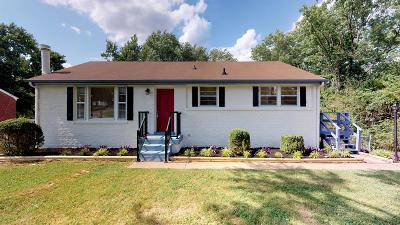 Nashville Single Family Home For Sale: 2132 Elm Hill Pike